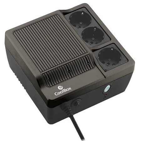 Coolbox Scudo600
