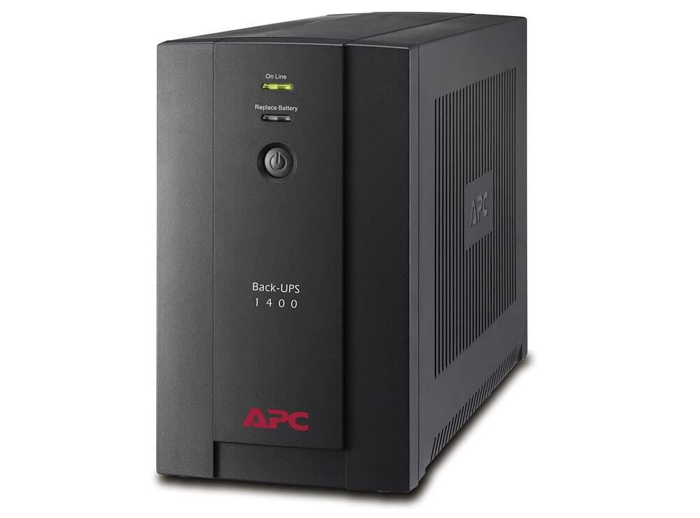SAI APC BX1400U-GR Back-UPS BX